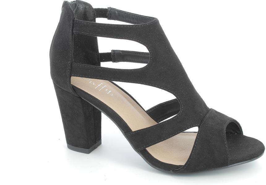 Duffy sandalett black